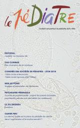 Revue Le Pédiatre n°292 mai-juin 2019